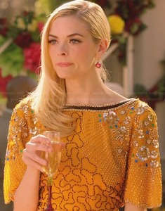 lemons-yellow-beaded-dress
