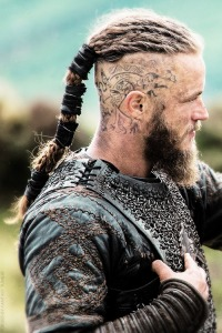 ragnar faux hawk