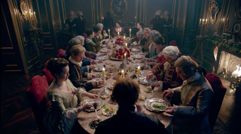 "Ep. Review: Outlander 2.4 ""La Dame Blanche"""