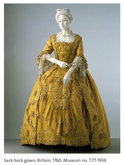 Victoria and Albert Museum - inspo for costumer via her blog