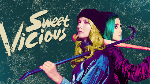 A Superhero Show I Can Get Behind: Sweet/Vicious